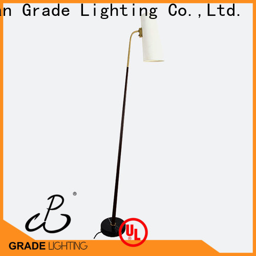 Grade custom floor lamps manufacturer for livingroom