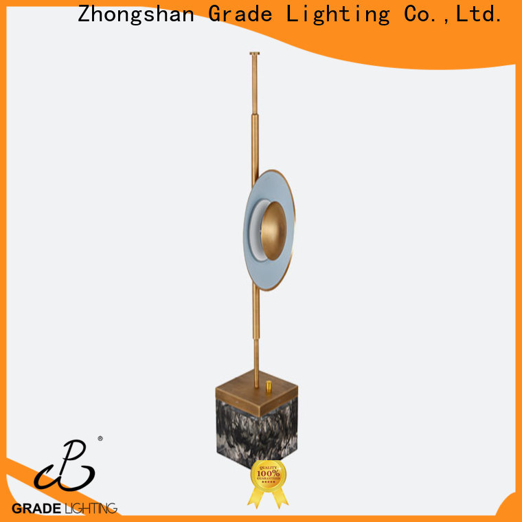 Grade indoor table lamps supplier for restaurant