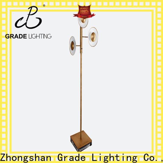 Grade modern floor lights manufacturer for household