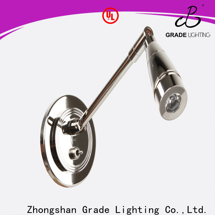 certificated custom wall lights wholesale for living room