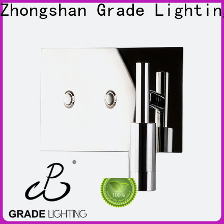 Grade mounted indoor wall lamp factory price for living room
