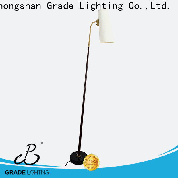 Grade simple style custom floor lamps from China for hotel