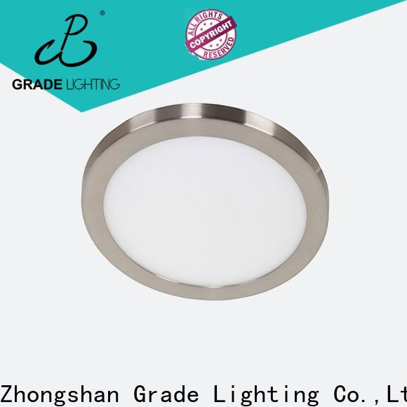 Grade satin custom ceiling lighting with good price for household