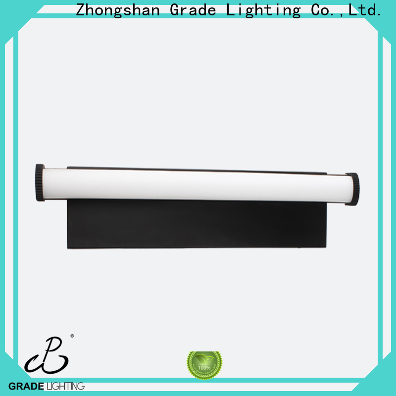 Grade stainless steel custom wall lights factory price for hallway