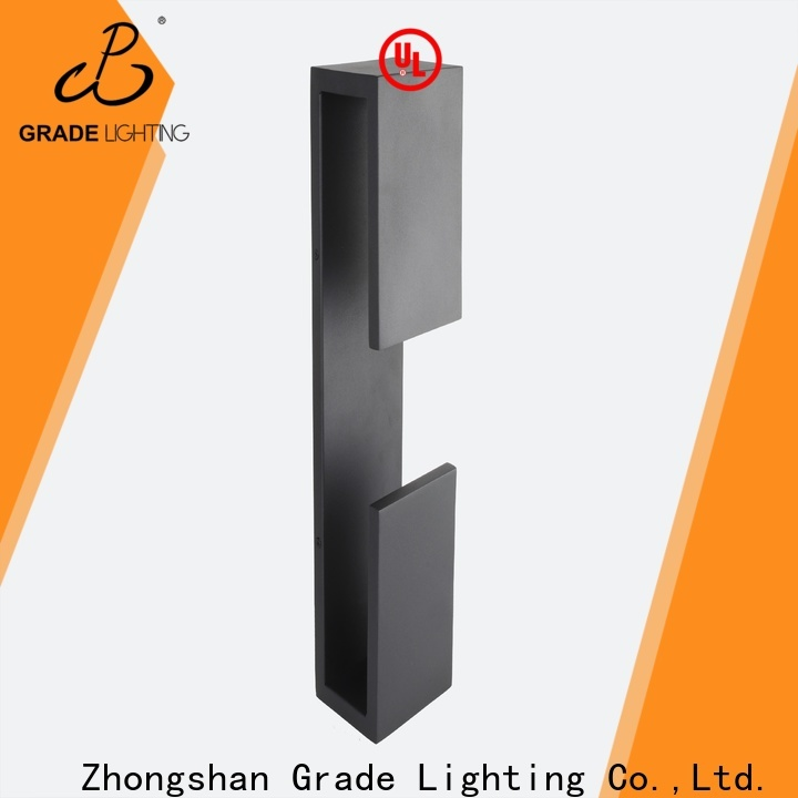 certificated hotel wall lights wholesale for hallway