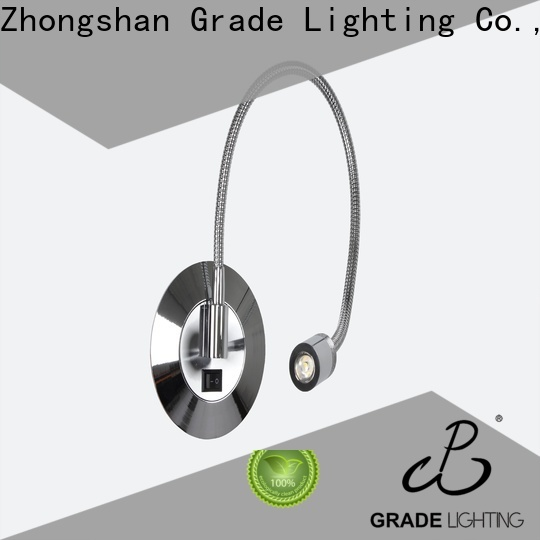 Grade stable wall lights supplier for indoor