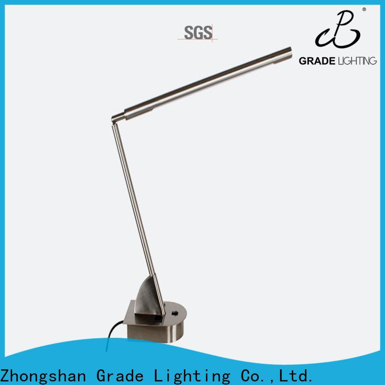 Grade hotel table lamps supplier for bedroom