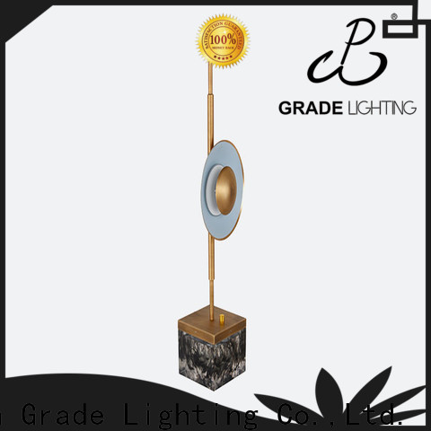 nordic style table lamps factory price for hallway