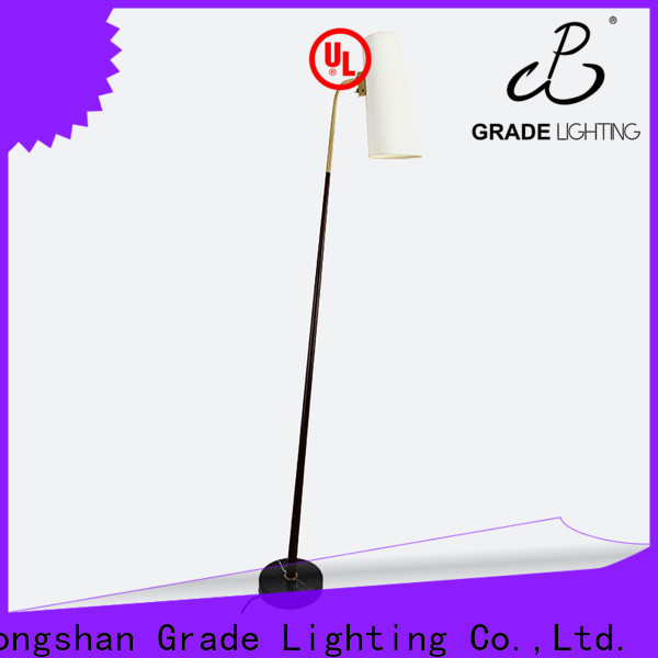 durable floor standing lights customized for hotel