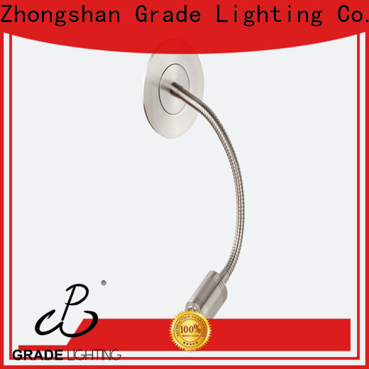 Grade recessed hotel wall lights factory price for restaurant