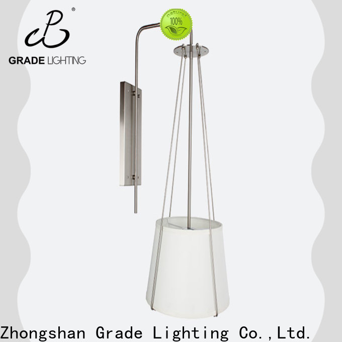 Grade wall lights factory price for indoor