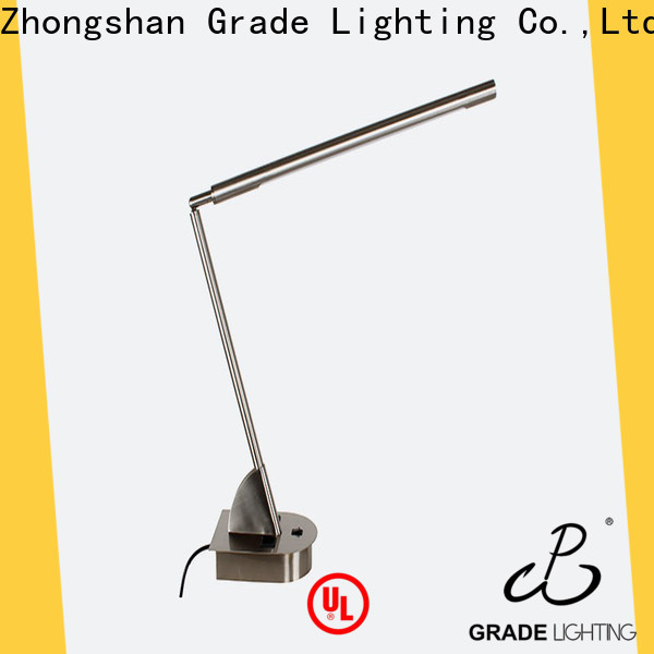 Grade table lamp supplier for hallway