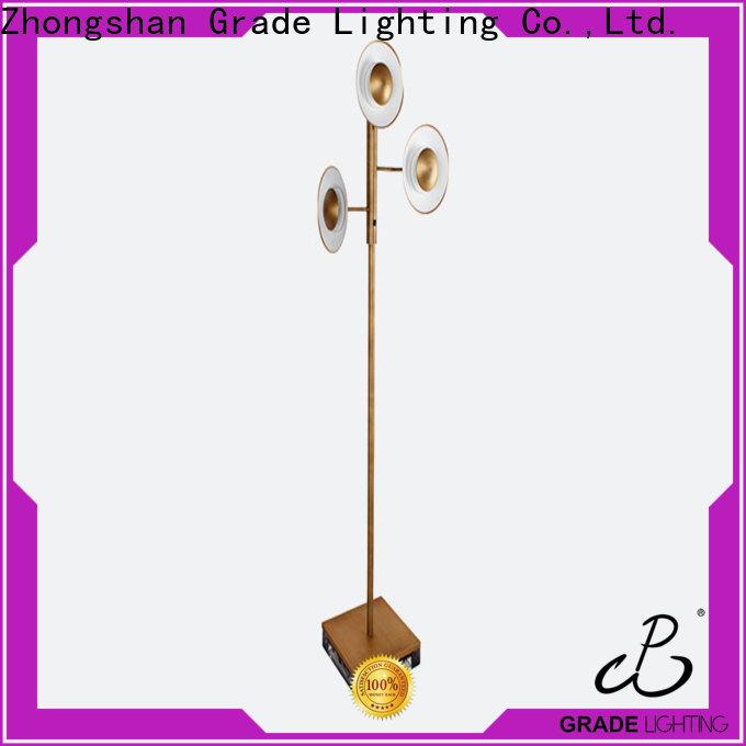Grade floor standing lamps series for livingroom