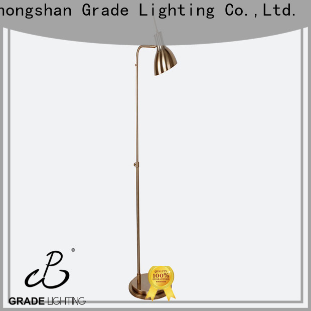 Grade modern floor lights from China for household