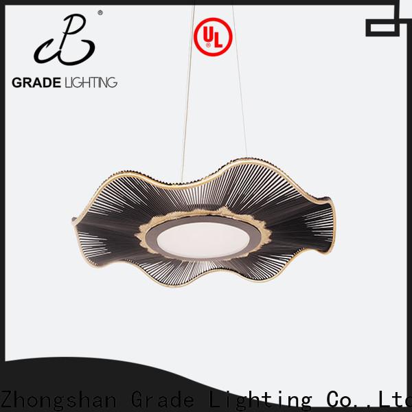 Grade cost-effective custom hanging lights design for bedroom