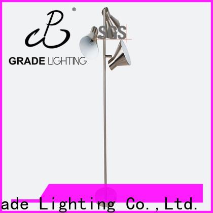 Grade floor standing lamps customized for livingroom