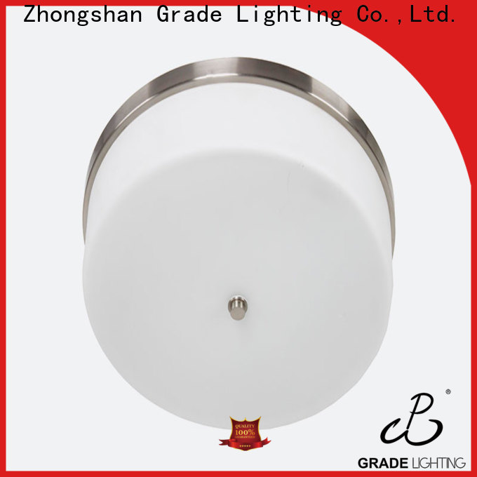 Grade approved ceiling light fixture design for hotel