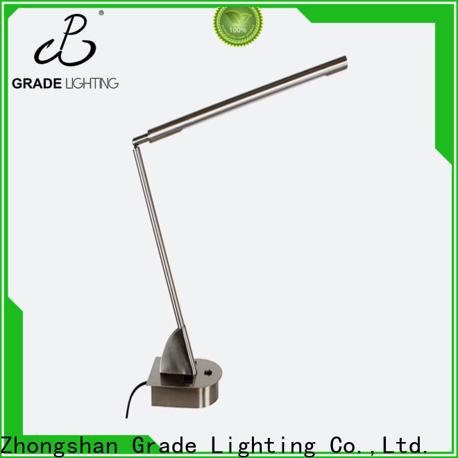 modern hotel table lamps supplier for living room