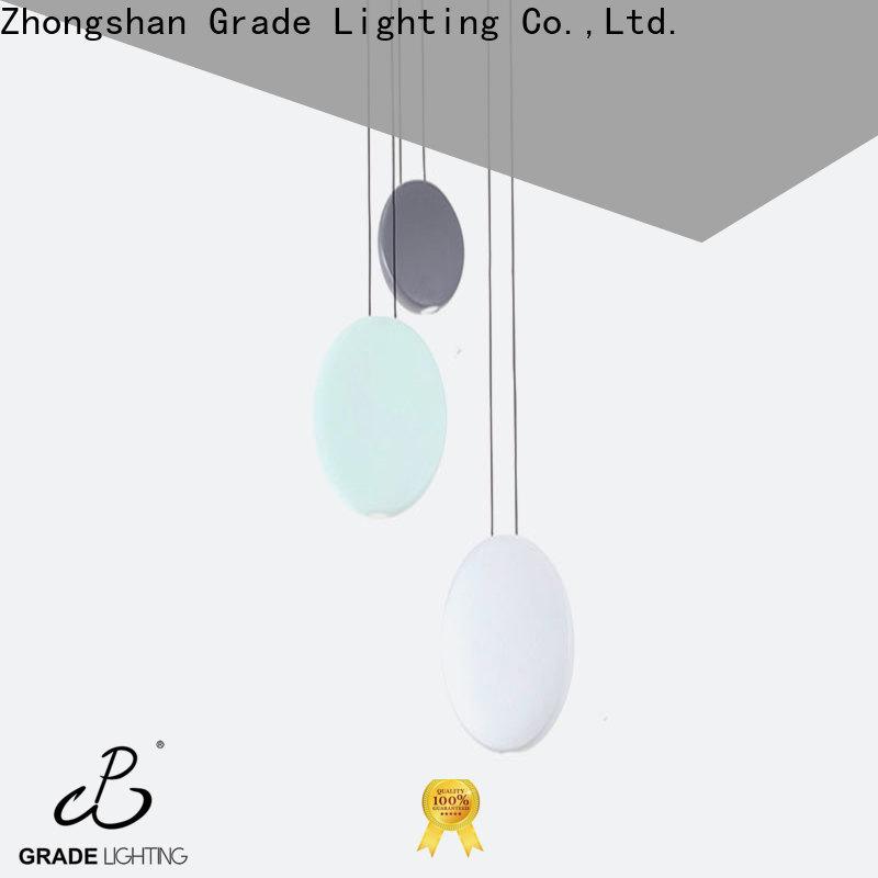 Grade elegant custom pendant lighting with good price for decoration