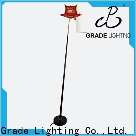 Grade floor standing lights series for household