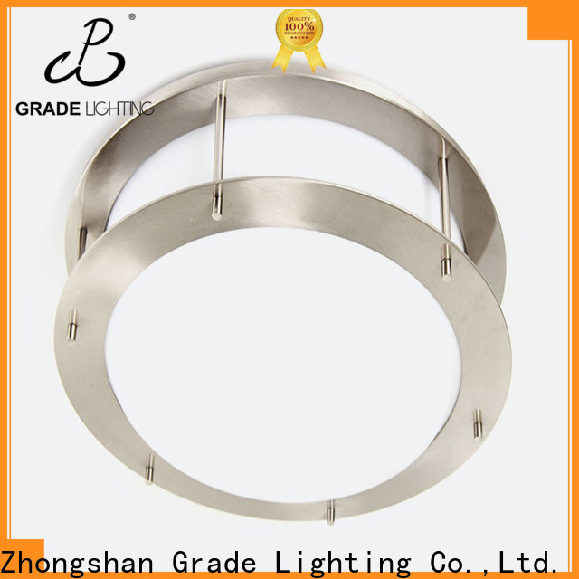 Grade ceiling lamp design for decoration