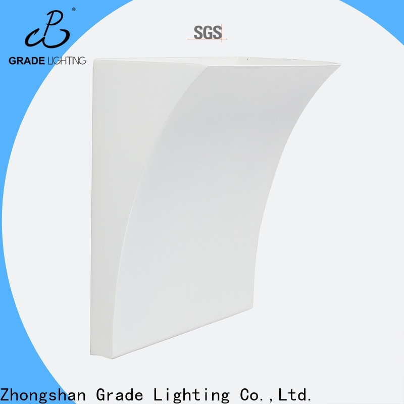 Grade certificated indoor wall lamp factory price for living room