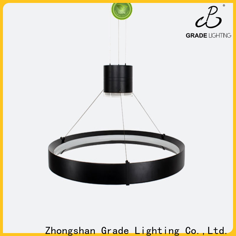 Grade custom light fixtures with good price for hall