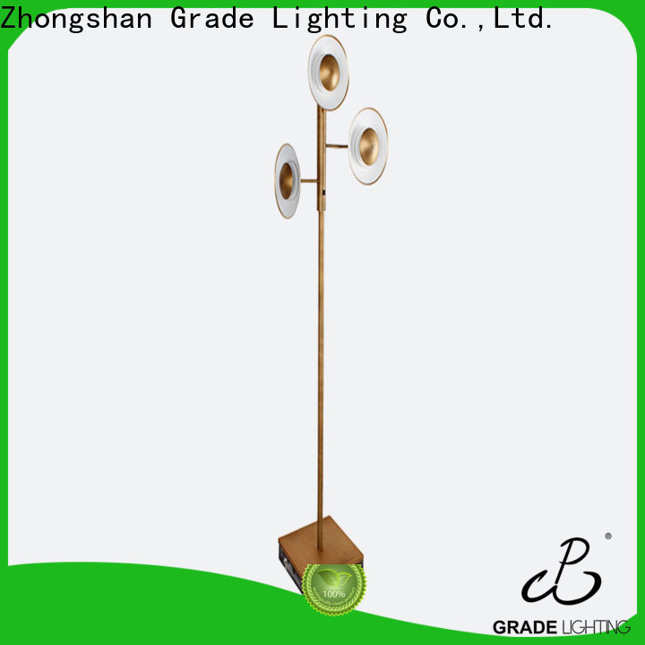 modern standard lamps series for livingroom