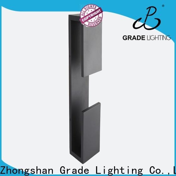 Grade mounted hotel lighting supplier for restaurant