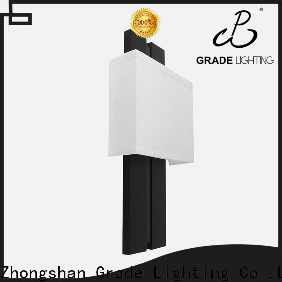 Grade wall lighting factory price for living room