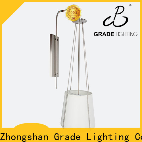 Grade wall light fixture factory price for living room