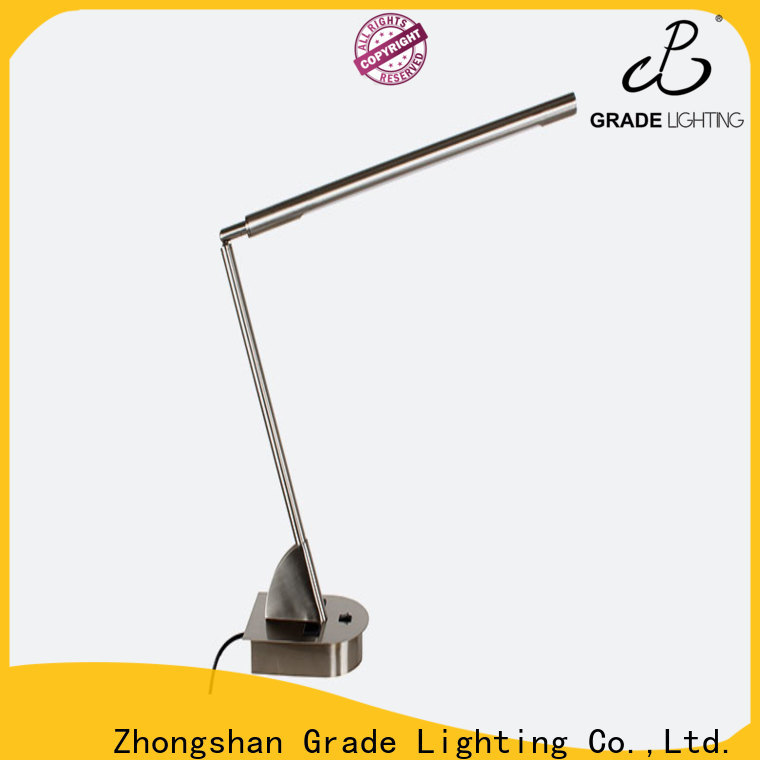 Grade golden table lamps supplier for indoor