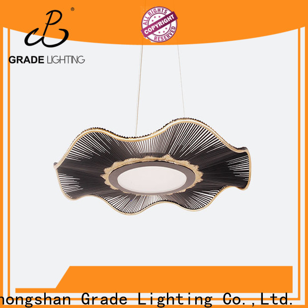 Grade modern lighting with good price for bedroom