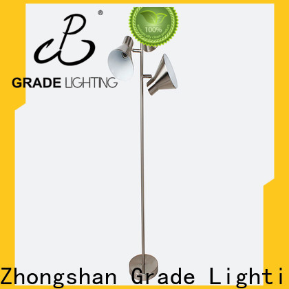 Grade hot selling floor standing lamps customized for hotel