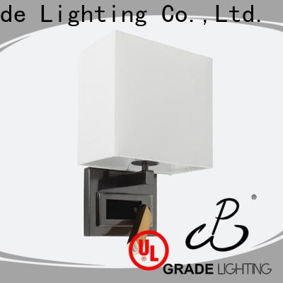 Grade recessed custom wall lights factory price for bedroom