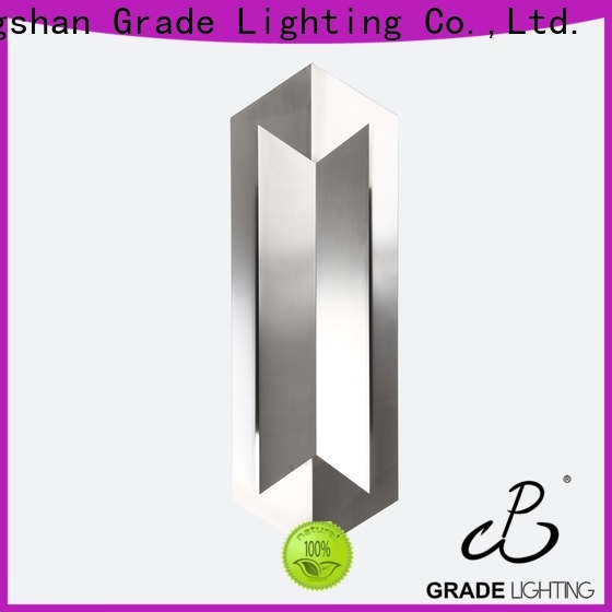 Grade sturdy wall lamp factory price for living room