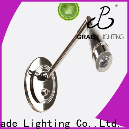 Grade hotel wall lamp supplier for bedroom
