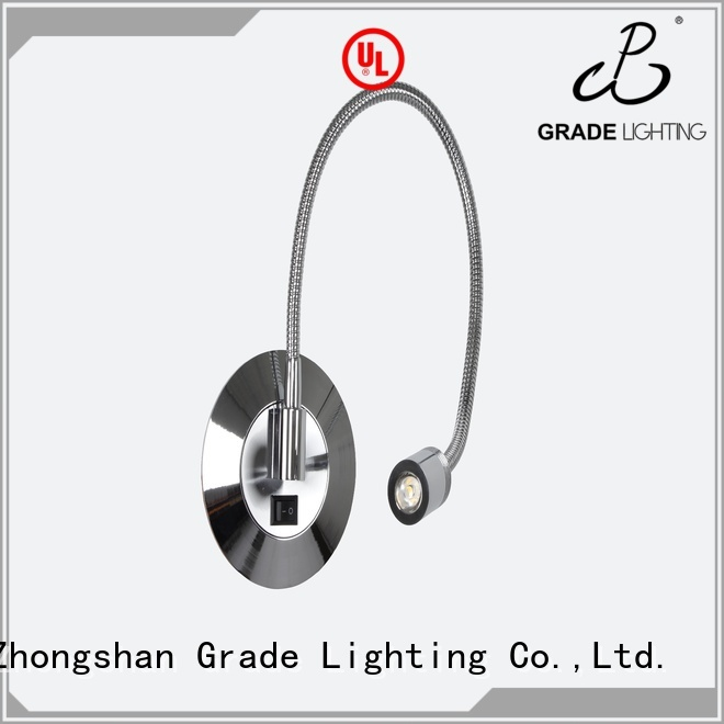 Grade wall sconces factory price for restaurant