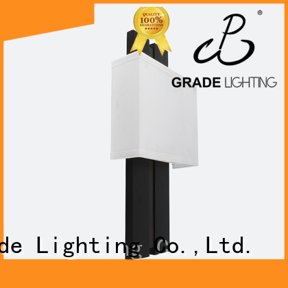 Grade certificated wall lights personalized for restaurant