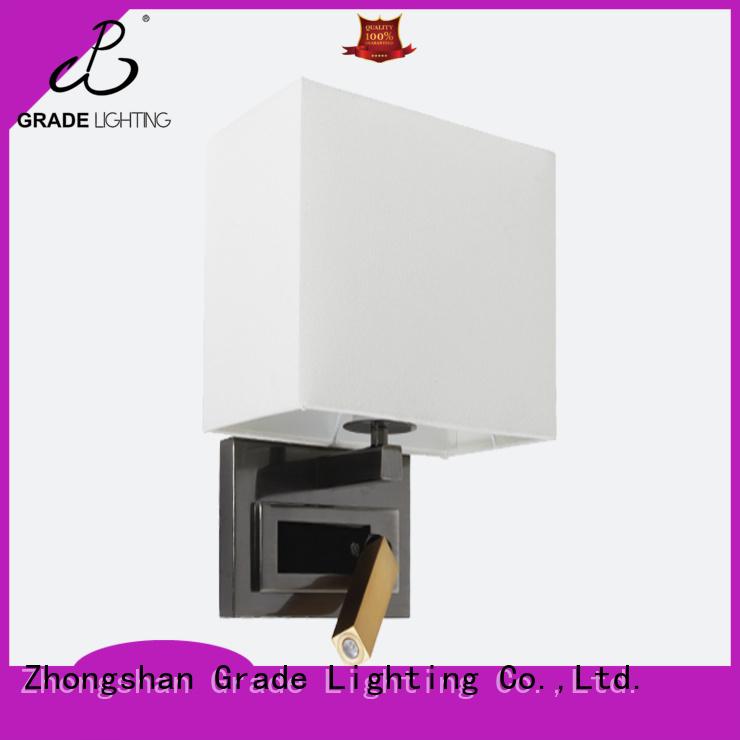 Grade wall lights supplier for hotel