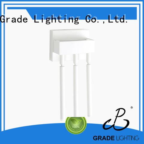 Grade aluminum hotel wall lamp supplier for bedroom