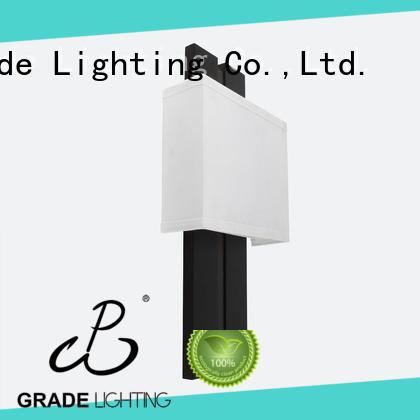 Grade hotel wall lamp supplier for restaurant