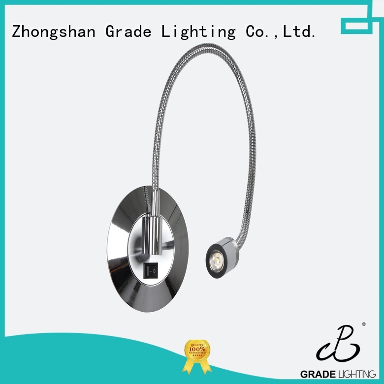 Grade sturdy wall lamp personalized for hotel