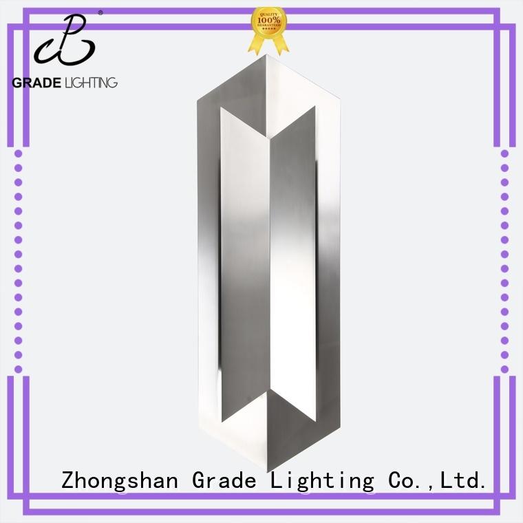 Grade wall light fixture supplier for hotel